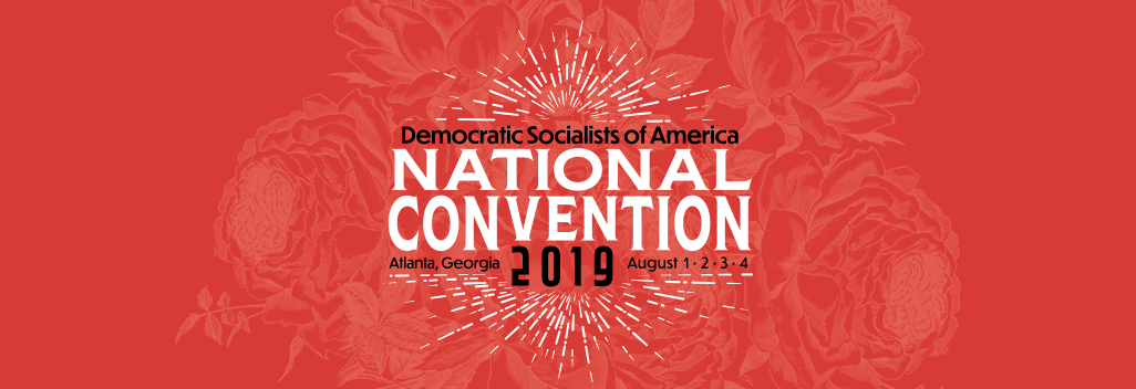 2019 DSA Convention