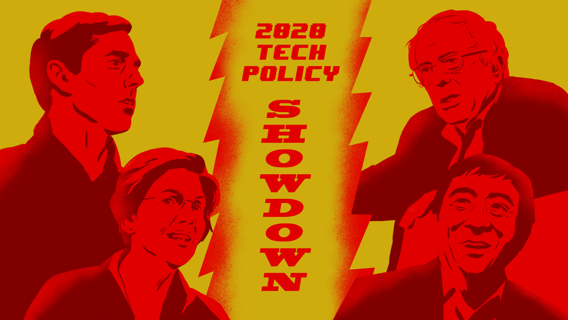 2020 Tech Policy Showdown
